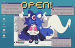 AB ADDED Mascot Shop| Corrupted File by plushpon