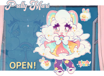 OPEN| Pretty Mari, Guardian Sheep