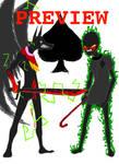 E.V.I.L. by WickedWormwood