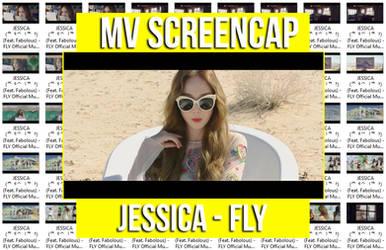 Jessica - FLY MV Screencap