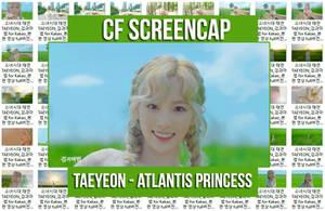 Taeyeon - Kakao (60s Ver.) CF ScreenCap