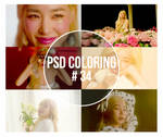 PSD Coloring #34