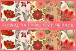 FLORAL PATTERN TEXTURE PACK