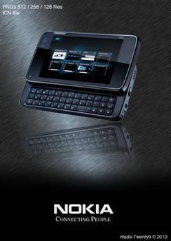 Nokia N900 Icon