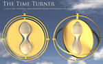 Free 3D Prop: The Time Turner