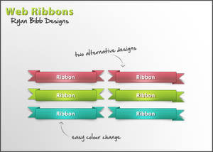 Web Ribbons