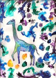 Universe Giraffe