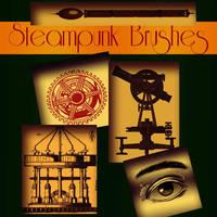 Jody's Steampunk by stoneangel3