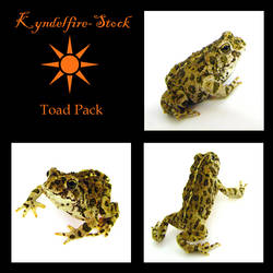 K-S: Toad Pack by Kyndelfire-stock