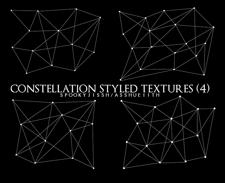 Texture Pack #3: Constellation Styled by asshueiith