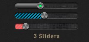 3 Free Sliders