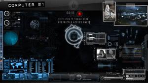 Amateur Spy [Rainmeter Desktop]