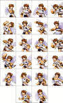 KId Icarus Uprising: Pit's Expressions Template