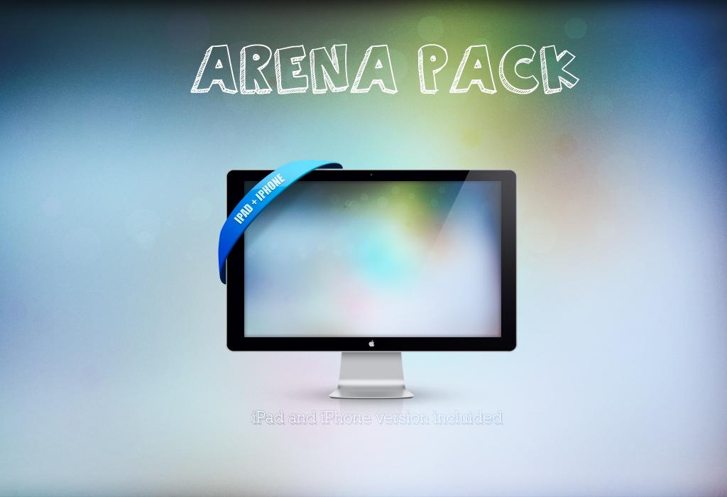 Arena Wallpaper Pack by xatDefect