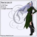 Moss For Lirio V4