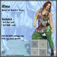 COF Alma (Poser)