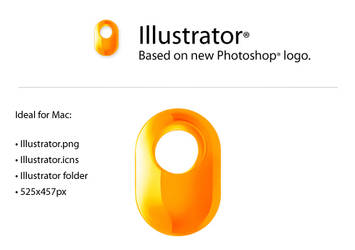 Illustrator Dock Icon