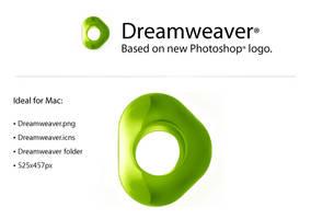 Dreamweaver Dock Icon by Nemed