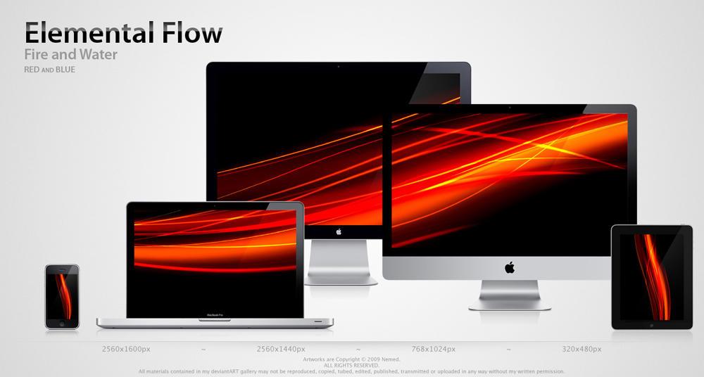 Elemental Flow by Nemed