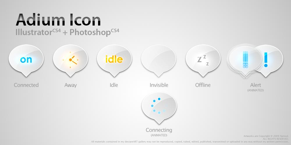 Adium-Icon
