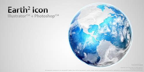 Earth Icon 2