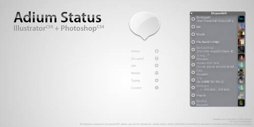 Adium Status