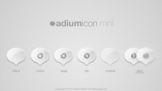 adiumicon mini by Nemed