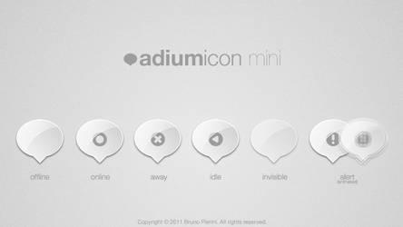 adiumicon mini