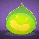 Slime Monster - Chiyu