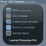 Flurry Template 1024