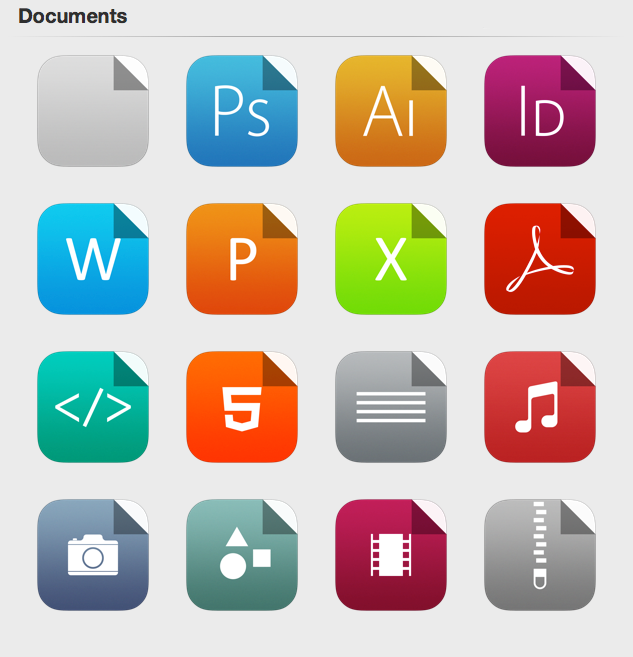 Ios 7 Documents By Iynque On Deviantart