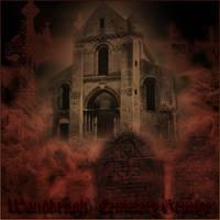 Wandbrush - Cemetery Grunge by MonkWanderer