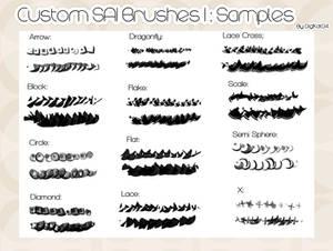 Custom SAI Brush I