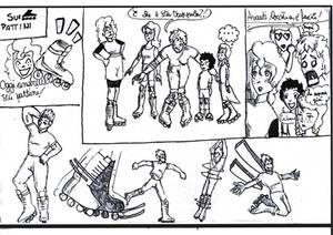 Pattini (fumetto)