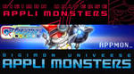 Digimon Universe Appli Monsters - Banners