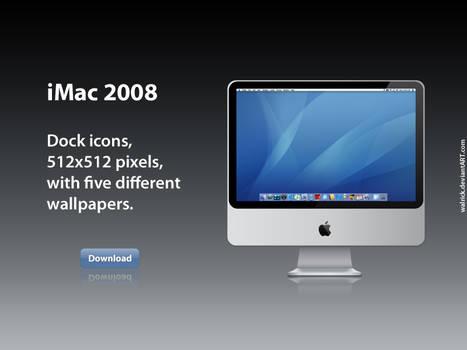 iMac 2008 for Dock
