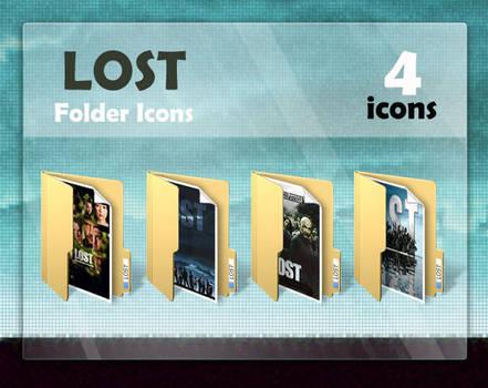 LOST Folder Icons