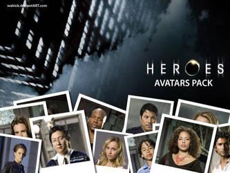 Heroes Avatar Pack
