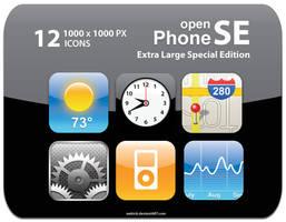 openPhoneSE Extra Large