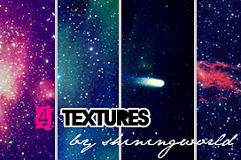 4 Star Textures by shiningworld