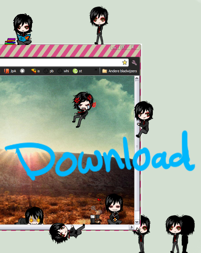 Gerard Desktop Buddy -download