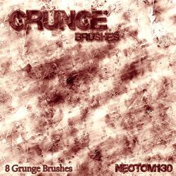 Grunge brushes 1st