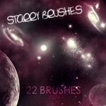 Starry Brushes