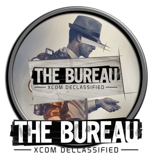 the bureau xcom declassified icon by cedry2kio on deviantart. Black Bedroom Furniture Sets. Home Design Ideas