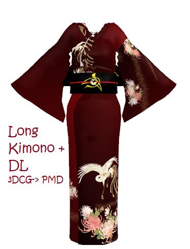 MMD- Kimono Miku and Luka by MoonlitSatin on DeviantArt