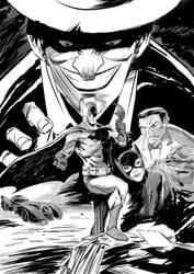 Batman... by IttoOgamy