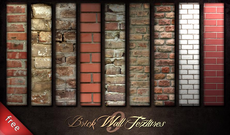 Brick wall textures by piximi on deviantart Texture on walls types