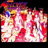 To Love Ru Darkness Folder Icon by OniiSama18