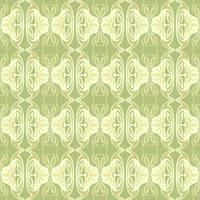 Deco Tile Seamless Pattern by jilbert