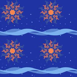 Sun and Motion Pattern by jilbert